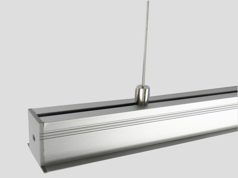LED Aluminum Pendant Profile: LP3525