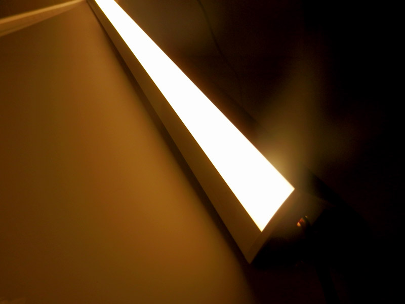 Corner Decoration/ LED Aluminum Profile: LP4538