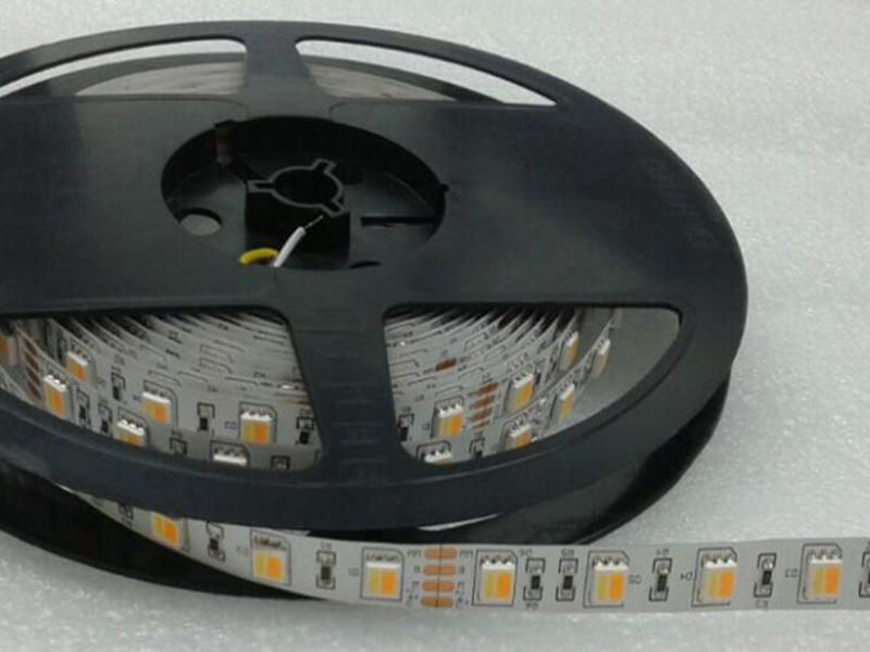 CCT Color Temperature Adjustable led strip smd5050 60leds High Density IP20 IP67