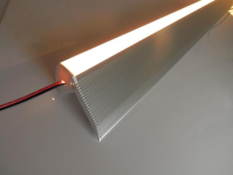 Step Decoration/ LED Aluminum Profile: LP6628