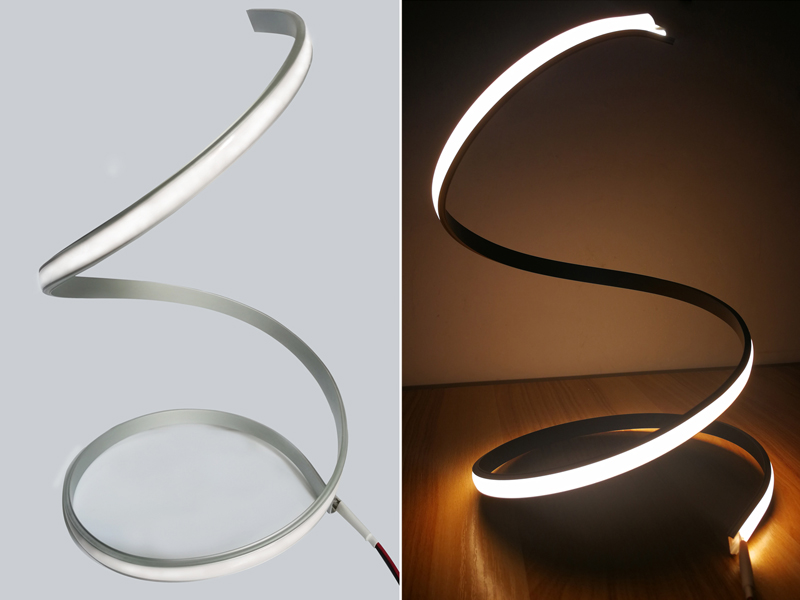 LED Bendable Profile 6 mm width: CV-W06