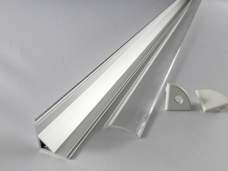 V-shape LED Aluminum Profile: LP1616
