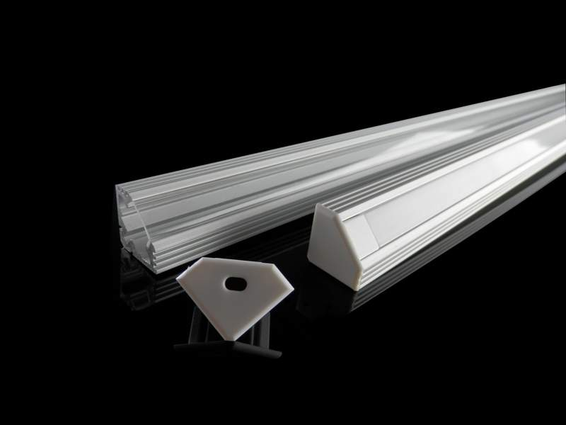 LED Aluminum Profile: LP1919A