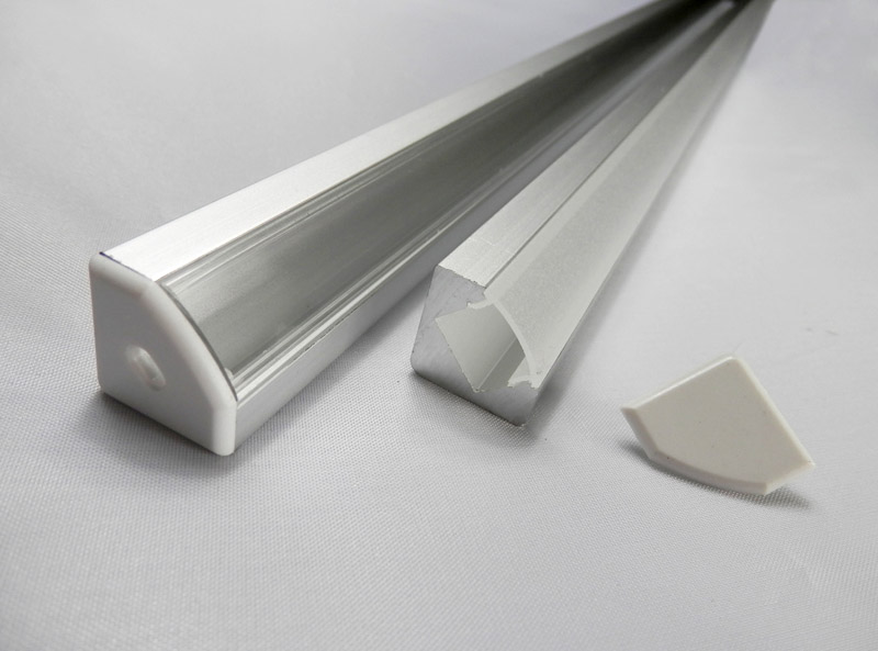 V-shape LED Aluminum Profile: LP1919B