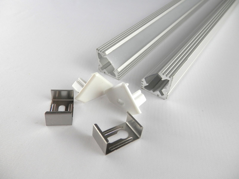 LED Aluminum Corner Profile: LP1919A