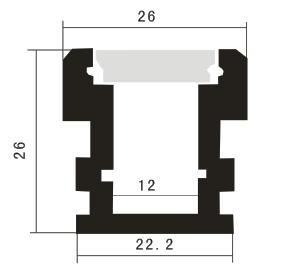 LP2626 drawing