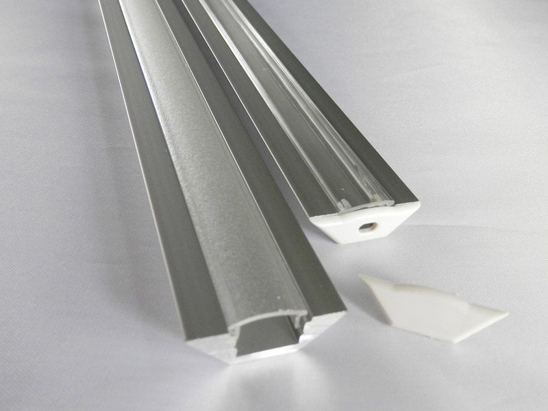 LED Aluminum Corner Profile: LP3109