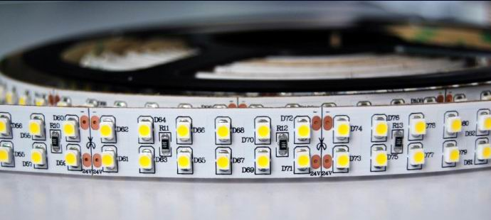 Flexible LED Strips: LR1003(double line smd3528 240leds)
